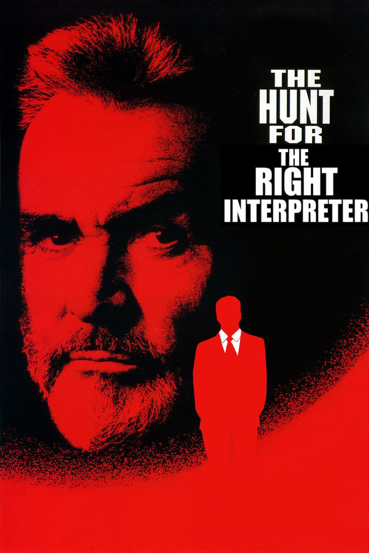 hunt for the right interpreter