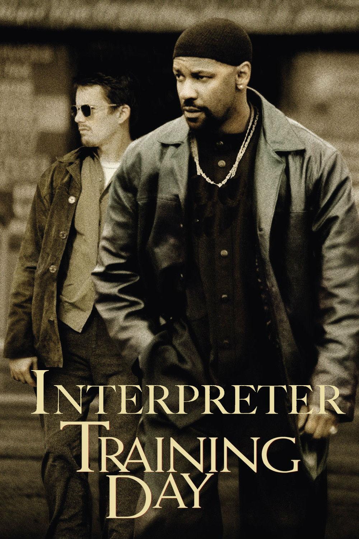 interpreter training day poster