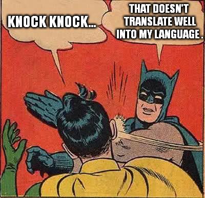 Interpreting Jokes