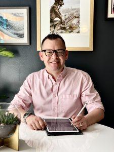 Meet Joshua Jones, Deaf-blind interior designer who started National Interpreter Appreciation Day