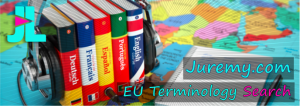 How to find the correct EU terminology in seconds?